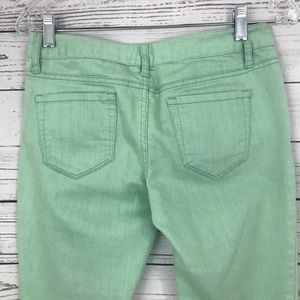Mossimo Supply Co. Jeans - Mossimo Supply Co. Mint Green Jeans